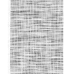 Mixed Media Stencil - Small Blocs, A5
