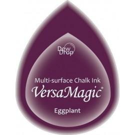Versa Magic Chalk Ink Pad - Eggplant, 3,5x5 cm