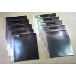 Set of 10 refills (10 sleeves + 10 magn.sheets)