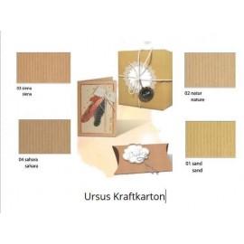 Kraft Paper Natura - Natur, A4/1sh, 250 g/m