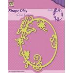 Shape Dies Lene Design - Butterfly