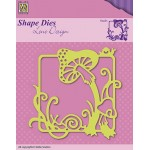 Shape Dies Lene Design - Snails
