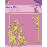 Shape Dies Lene Design - Crocuses