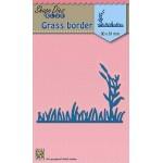 Shape Dies Blue - Grass Border