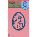 Shape Dies Blue - Easter Egg
