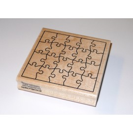 Hampton Art Jigsaw Puzzle Stamp