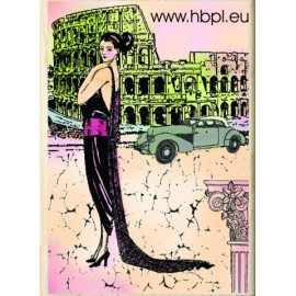 Hampton Art Rome Diva Stamp