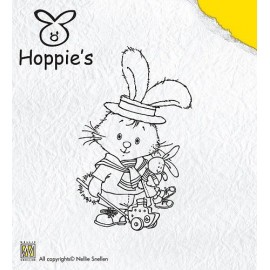 Clear stamps Hoppie's - Little Sailor
