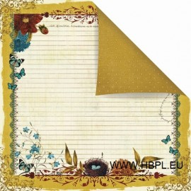 Prima Marketing Inc. - Reflections Collection - Meadowlark, 30x30 cm