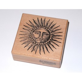 Heindesign - Antique Sun , 7 cm x 7 cm