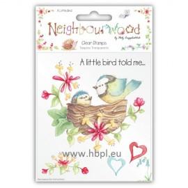Neighbourwood Clear Stamps - A Little Bird