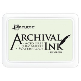 Archival Ink Ranger sap green