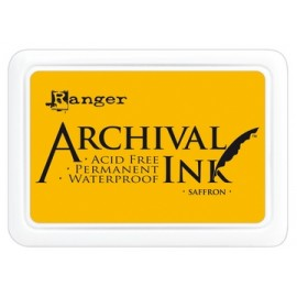 Archival Ink Ranger saffron