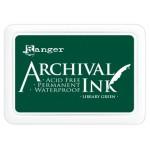 Archival Ink Ranger library green