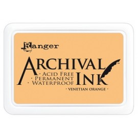 Archival Ink Ranger venetian orange