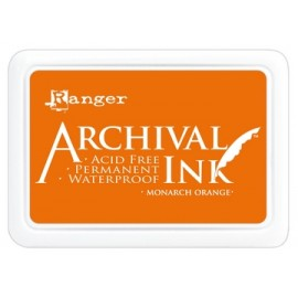 Archival Ink Ranger monarch orange