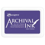 Archival Ink Ranger deep purple