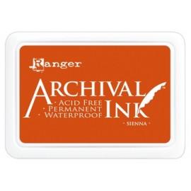 Archival Ink Ranger sienna