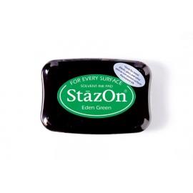 Ink Pad Stazon - Eden Green