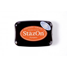 Ink Pad Stazon - Pumpkin