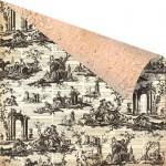 Prima Marketing Inc. - Almanac Collection - Toile, 30x30 cm