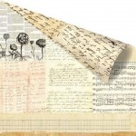 Prima Marketing Inc. - Almanac Collection - Wordsmith, 30x30 cm