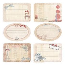 Note cards En Francais