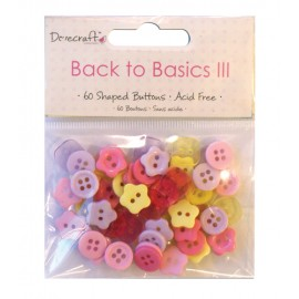 Back to Basics III - Mini Buttons