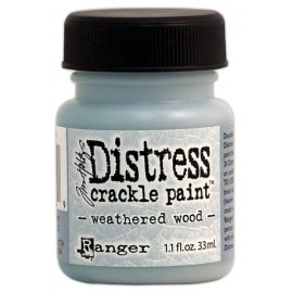 Distr. Crackle paint weathered wood / 33 ml
