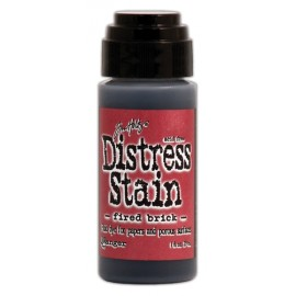 Distress Stain - Fired Brick / 29 ml
