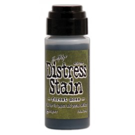 Distress Stain - Forest Moss / 29 ml