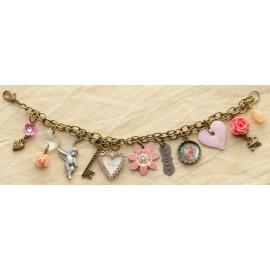 Je t'Adore - Charm Bracelet Kit