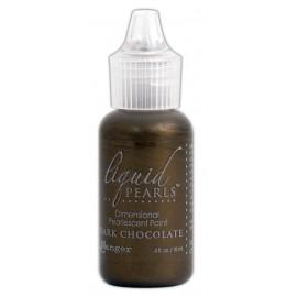 Liquid Pearls Dark Chocolate / 18 ML
