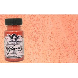 Glimmer Glam Glitter Paint - Peach Bellini, 39 ml