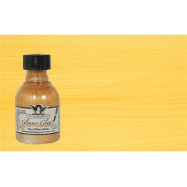 Glimmer Glaze Fine Glitter Paint - Sugar Cane, 28 ml