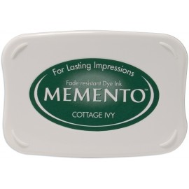 Ink Pad Memento - Cottage Ivy