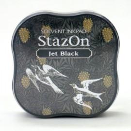 Ink Pad StazOn Midi - Jet Black