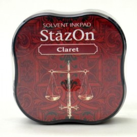 Ink Pad StazOn Midi - Claret