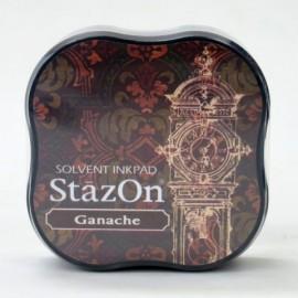 Ink Pad StazOn Midi - Ganache