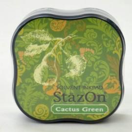 Ink Pad StazOn Midi - Cactus Green