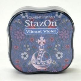 Ink Pad StazOn Midi - Vibrant Violet