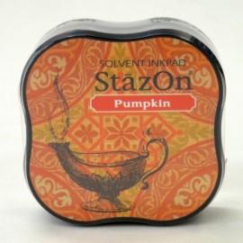 Ink Pad StazOn Midi - Pumpkin