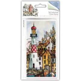 Tall Urban Stamps - Harbour Master, 14,5 x 7,8 cm