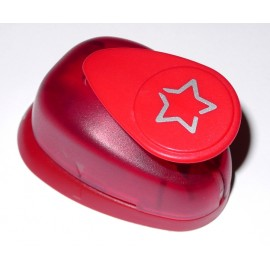 Craft Pop Up Punch - Star, 1,5 cm