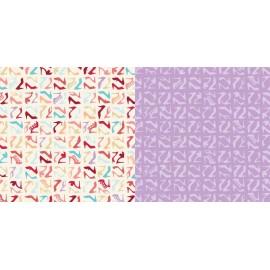 GCD Studios - Material Girls Collection - Born To Shop, 30x30 cm