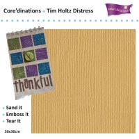 Core'dinations Tim Holtz Distress - Antique Linen, 30x30 cm