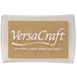 VersaCraft Ink Pad - Sand, 60x96mm