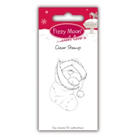 Clear Stamp - Fizzy Moon Christmas / Stocking, 3,9 x 5,4 cm