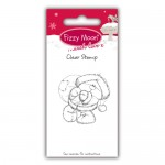 Clear Stamp - Fizzy Moon Christmas / Sack, 4,4 x 4,4 cm