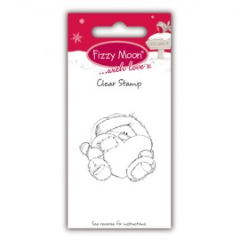 Clear Stamp - Fizzy Moon Christmas / Heart, 4,0 x 4,5 cm